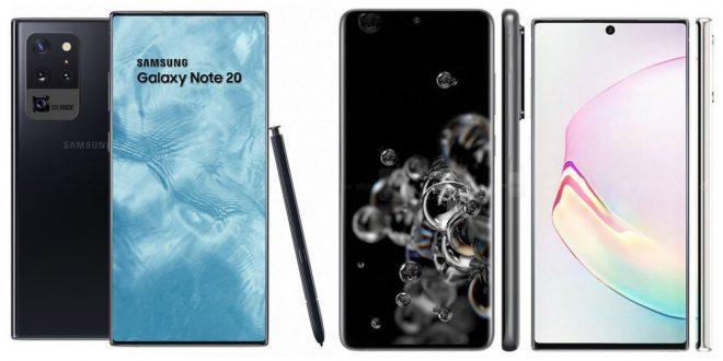 Galaxy Note 20 на Samsung ќе има голем екран и некои карактеристики на S20 Ultra