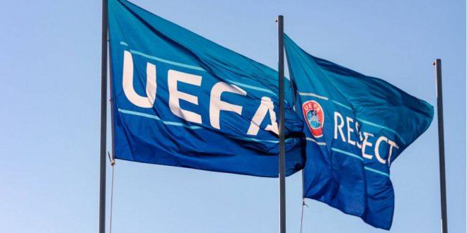УЕФА реши сите натпревари да се играат без присуство на навивачи на трибините