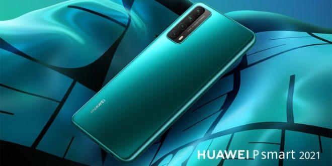 HUAWEI P smart 2021 пристигна на македонскиот пазар