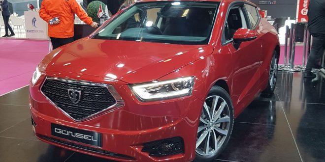 Gunsel е нов електричен автомобил од Турција