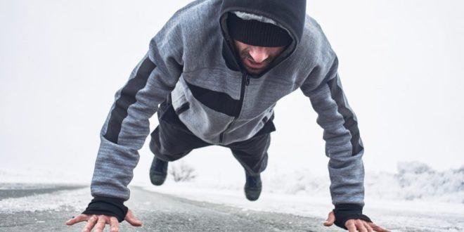Како да се подготвите за тренинг на отворено во текот на зимата