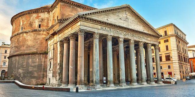 Римскиот Пантеон е најстарата зграда во светот што сеуште се користи по 2.000 години