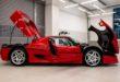 Себастијан Фетел ги продава своите фантастични суперавтомобили