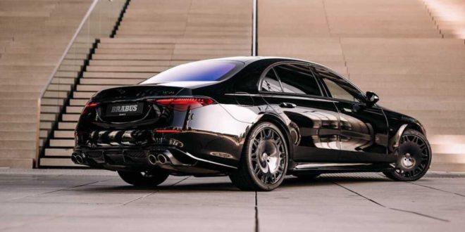 Brabus со креација на новата S класа на Mercedes