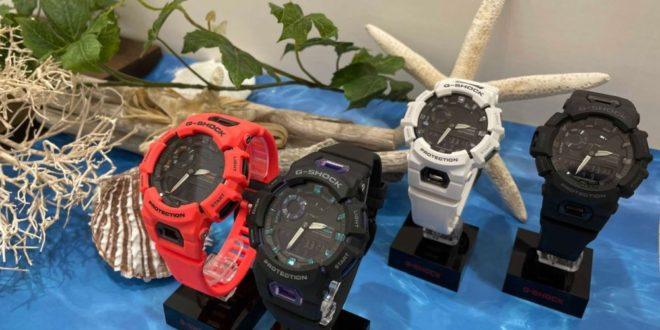 Casio G-Shock GBA900 – новиот најевтин професионален паметен часовник за фитнес