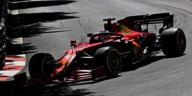 Леклер ја освои пол-позицијата пред утрешната трка во Монако и погоди во ѕид
