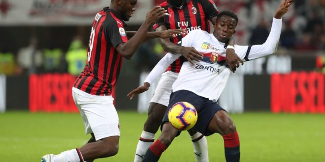Милан поднесе тужба поради расистички испади на навивачите на Лацио